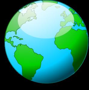 world, earth, globe