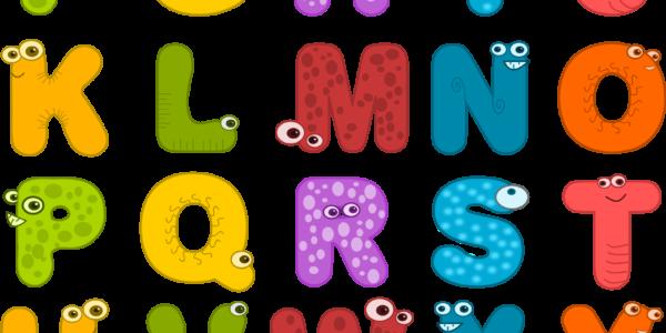 alphabet, eyes, letters
