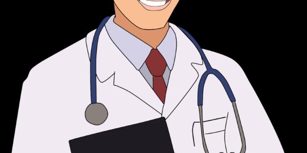 boy, cartoon, checkup
